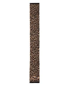 kate spade new york - Leopard Jacquard Scarf