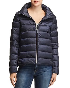 Save The Duck Packable Short Puffer Coat-Women