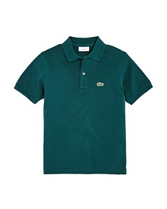 Lacoste - Boys' Classic Piqué Polo Shirt - Little Kid, Big Kid