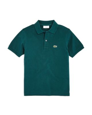 Boys' Classic Piqué Polo Shirt   Little Kid, Big Kid by Lacoste