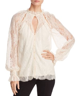 ALICE MCCALL ST. GERMAIN LACE TOP