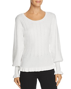 Parker - Henri Perforated Sweater