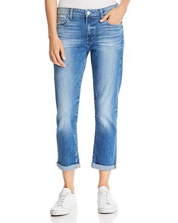 PAIGE - Brigitte Boyfriend Jeans in Madera ec77dfc9f