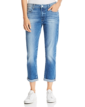 Paige Brigitte Tapered Jeans in Madera