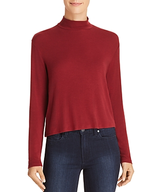 Splendid Eastsider Rib-Knit Top