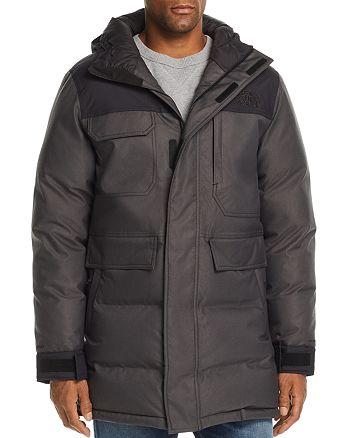 38c43d1d3e The North Face® Biggie McMurdo Color-Block Down Parka | Bloomingdale's