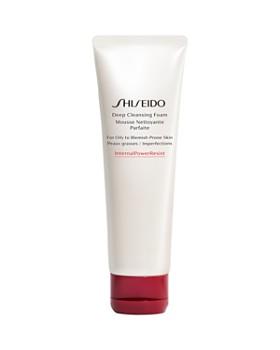 Shiseido - Deep Cleansing Foam