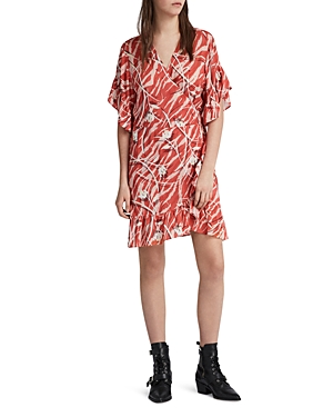 Allsaints Marlow Kazuno Wrap Dress
