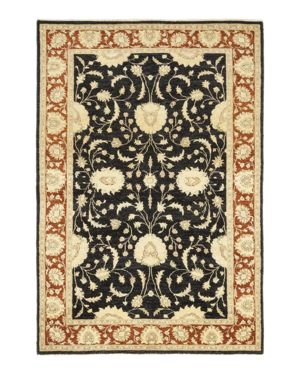 Solo Rugs Oushak 15 Hand-Knotted Area Rug, 6'3 x 9'4