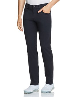 AG - Tellis Slim Fit Pants in Midnight Navy