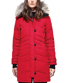 Canada Goose - Lorette Coyote Fur Trim Down Coat