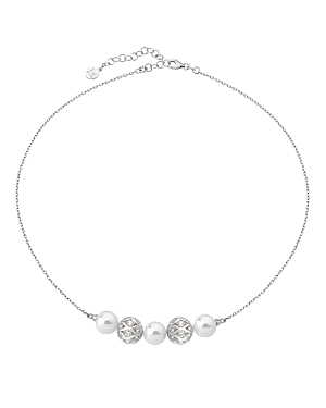 Majorica 10mm Simulated Pearl Necklace, 17