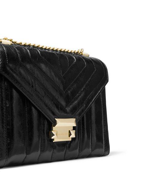 Michael Kors Whitney Large Quilted Leather Shoulder Bag