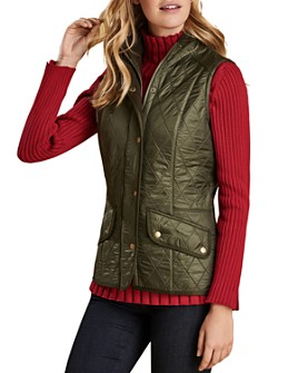 Barbour - Cavalry Diamond-Quilted Gilet