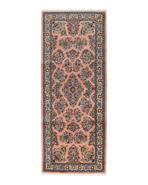 Solo Rugs Sarouk Dorothea Hand-Knotted Runner Rug, 2' 9 x 7' 0