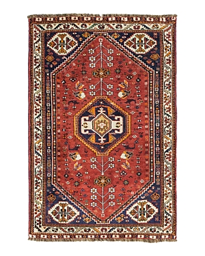 Solo Rugs Sarouk Claudia Hand-Knotted Area Rug, 3' 5 x 5' 3