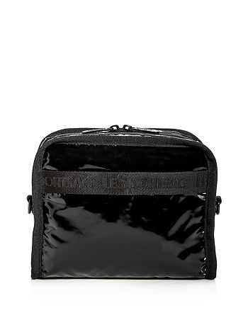 LeSportsac - Taylor North/South Faux Patent Leather Cosmetics Case