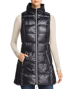 Fillmore - Long Down Puffer Vest