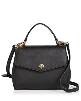Tory Burch - Robinson Small Leather Crossbody