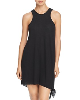 BECCA® by Rebecca Virtue - Breezy Basics Dress Swim Cover-Up