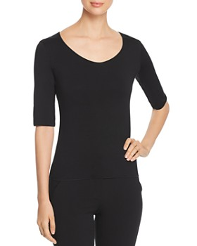 Armani - Soft Scoop-Neck Tee
