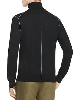 Helmut Lang - Contrast-Seam Turtleneck Sweater