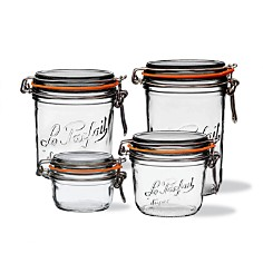 Le Parfait - Grande Preserving Jars, Set of 8