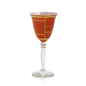 Vietri Elegante Wine Glass