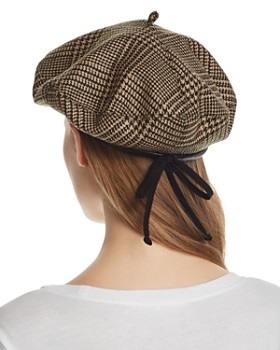 Eric Javits - Kate Houndstooth Beret