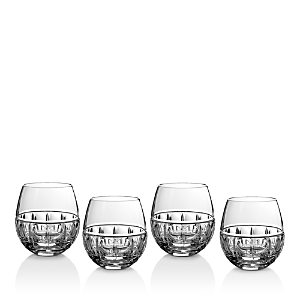 Waterford Bolton Stemless Red Wine Glass, Set of 4