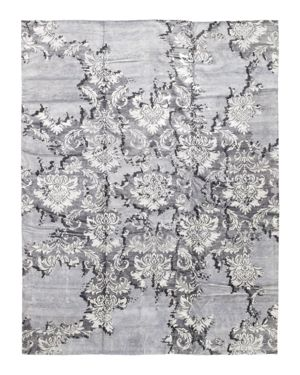 Solo Rugs Modern Edison Hand-Knotted Area Rug, 11' 10 x 15' 2