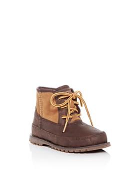 UGG® - UGG® Boys' Bradley Nubuck Leather & Suede Boots - Little Kid, Big Kid