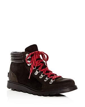 Sorel Women's Ainsley Conquest Waterproof Suede Boots