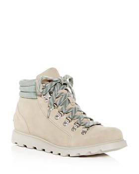 Sorel - Women's Ainsley Conquest Waterproof Suede Boots