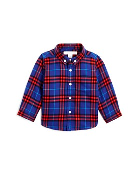 ad37146c633 Burberry - Boys  Fred Check Flannel Shirt - Baby ...