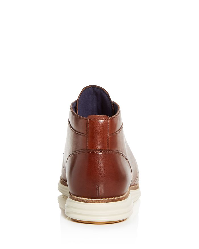 0367f2bfe071e Cole Haan - Men s Original Grand Leather Chukka Boots