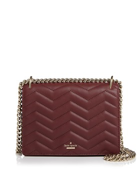 kate spade new york - Reese Park Marci Small Leather Shoulder Bag