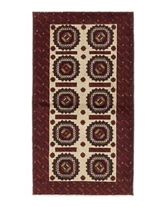 Solo Rugs - Balouch Tajik Hand-Knotted Area Rug Collection