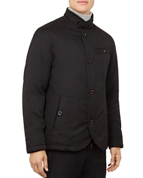 Ted Baker - Dral Stand Collar Jacket