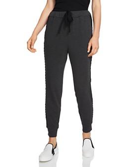 1.STATE - Side-Stripe Jogger Pants