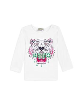 Kenzo - Girls' Tiger Graphic Tee - Baby