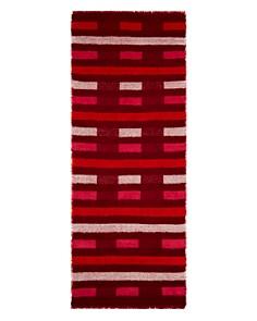 Echo - Fuzzy Stripe Wrap