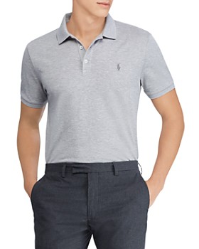 Polo Ralph Lauren - Stretch Mesh Classic Fit Polo Shirt