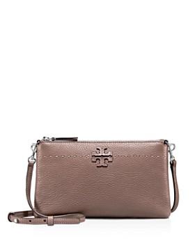 Tory Burch - McGraw Small Leather Crossbody