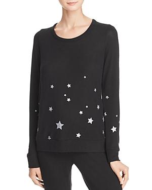 Chaser FOIL STAR SWEATSHIRT