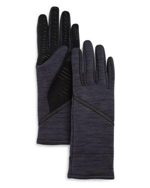 U/R Active Tech Gloves in Black Heather