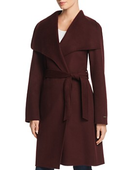 T Tahari - Ellie Wrap Coat