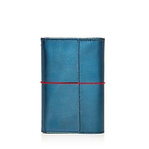 Louise Carmen 60-Page Leather Pocket Organizer