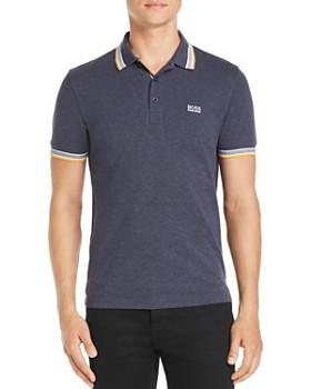 BOSS - Paddy Tipped Polo Shirt