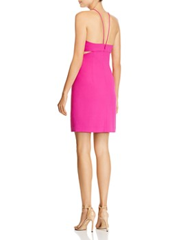 Aidan by Aidan Mattox - Cutout Sheath Dress - 100% Exclusive
